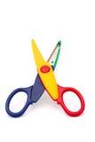 scissors Arkivfoto