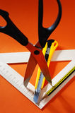 Scissors Royalty Free Stock Photo