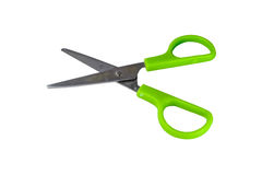 Scissors. Care cut cutting hair hand Royalty Free Stock Photography