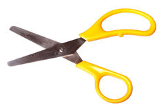Scissors for children Stock Photography