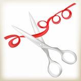 Scissors Royalty Free Stock Photography