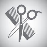 Scissors design Stock Photos