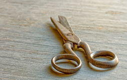 Scissors old Royalty Free Stock Images