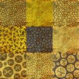 Scissors. Seamless pattern. Royalty Free Stock Photo