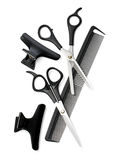 Scissors, Thinning shear Stock Photography