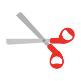 Scissors tool school icon Stock Photos