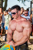 Scitec Muscle Beach Stock Images