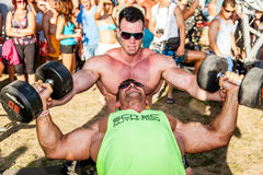 Scitec Muscle Beach Stock Photos