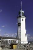 scituate маяка Англии новое старое Стоковые Изображения