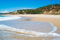 Scivu beach Stock Photos
