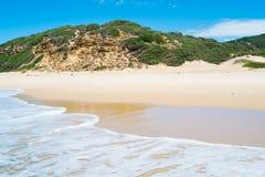 Scivu beach Stock Image