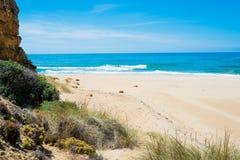 Scivu beach Royalty Free Stock Photo