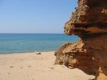 Scivu - Sardinien Lizenzfreies Stockbild