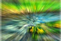 Sclera de la retina del macula del iridology de la textura del ojo humano foto de archivo