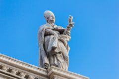Sclupture at Vatican. Stock Image