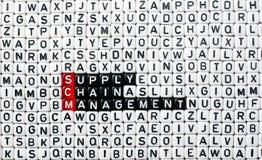 SCM Versorgungskette-Management Stockbilder