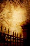 Scène gothique Photographie stock