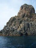 Scogliera della roccia Fotografia Stock Libera da Diritti