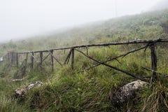 Scogliera delle colline di Nilgiri Fotografia Stock Libera da Diritti