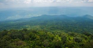 Scogliera di Lom Sak del paesaggio immagini stock libere da diritti