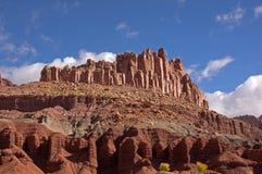 Scogliera NP, Utah, U.S.A. del Campidoglio Fotografia Stock