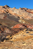 Scogliera Utah di San Rafael immagine stock