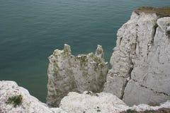 Scogliere bianche di Dover Fotografia Stock