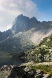 Scogliere dell'alta montagna nel parco nazionale di Ergaki, Russia Fotografia Stock