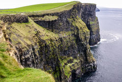 Scogliere di Moher in contea Clare, Irlanda Fotografia Stock
