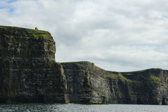 Scogliere di Moher, Irlanda Immagini Stock Libere da Diritti