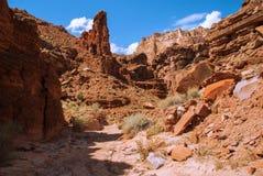 Scogliere di Vermilion, Arizona del Nord, U.S.A. Fotografie Stock