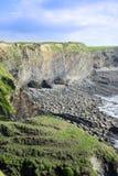 Scogliere nella contea Kerry Irlanda del doon Fotografia Stock
