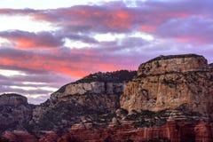 Sedona Arizona Fotografie Stock