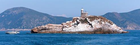 Scoglietto Di Portoferraio, Elba-Insel, Italien lizenzfreies stockbild