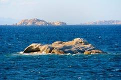 Scoglio Cavalli, Σαρδηνία, Itlay Στοκ φωτογραφία με δικαίωμα ελεύθερης χρήσης