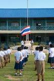 Scolari tailandesi, scolari della Tailandia Immagini Stock Libere da Diritti