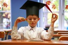 scolaro Immagine Stock Libera da Diritti