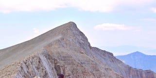 Scolio szczyt, Olympus Obrazy Royalty Free
