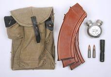 Scomparti del AK47 Fotografia Stock Libera da Diritti