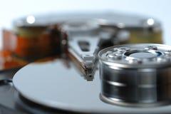 Scompartimento del disco rigido Immagini Stock