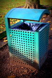 Scomparto residuo Fotografia Stock