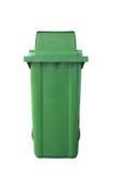 Scomparto verde Fotografia Stock Libera da Diritti