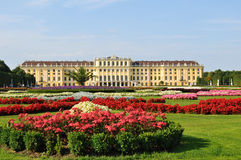 Sconbrunn Palace, Vienna Royalty Free Stock Photos
