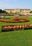 Sconbrunn Palace, Vienna stock image