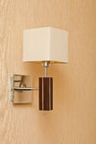 Sconce on the wall Stock Photo