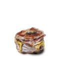 Scone сыра бекона стоковые фотографии rf
