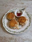 scone Images stock