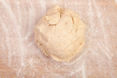Scone dough Stock Photos