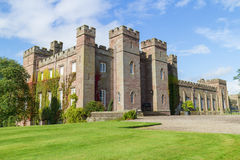 Scone Palace Exterior Stock Photography