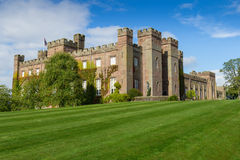 Scone Palace Exterior Royalty Free Stock Photography